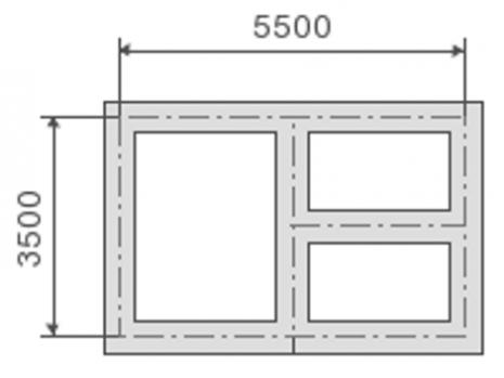 Изображение Расчет материалов ленточного фундамента