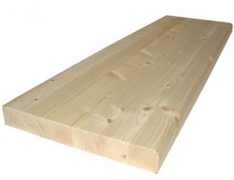 Изображение Ступени деревянные