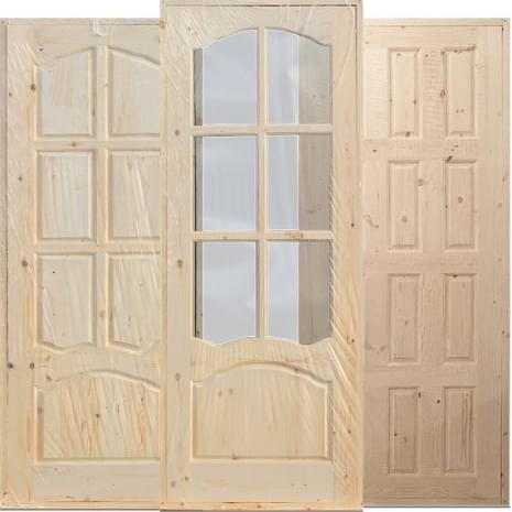 Изображение Двери деревянные межкомнатные
